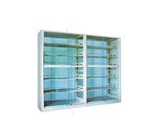 HLD-153玻璃书架